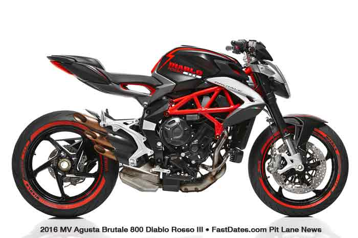 MV Agusta Brutale 800 Diablo Rosso motorcycle photo picture