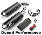 Official Ducati Performance Parts