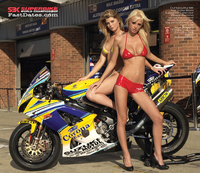 Alstare Suzuki GSXR1000 World Superbike