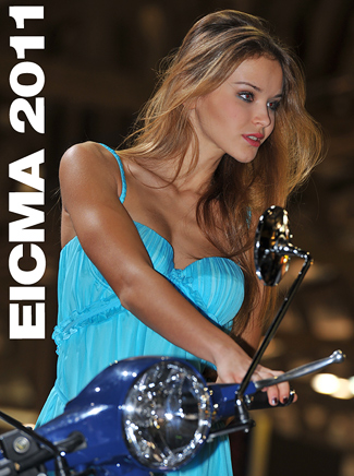EICMA 2011 news coverage report and photos hi resolution pictures