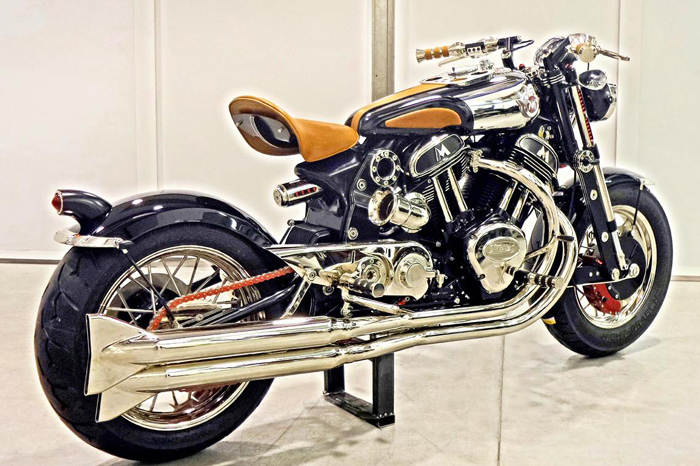 Matchless motorcycle new 2015 2014  EICMA