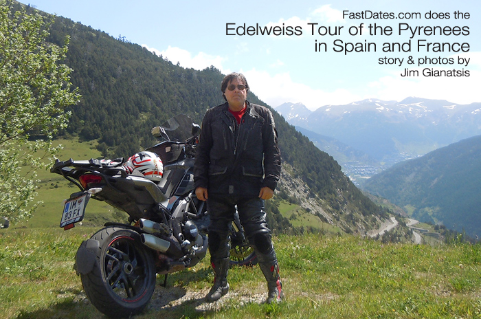 Edelweiss World Tours, Tour of the Pyrenees on FastDates.com