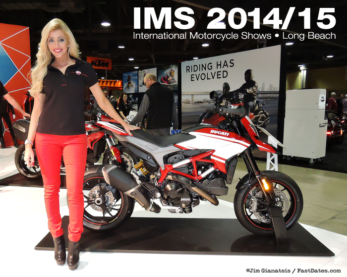IMS Bike Show coverage