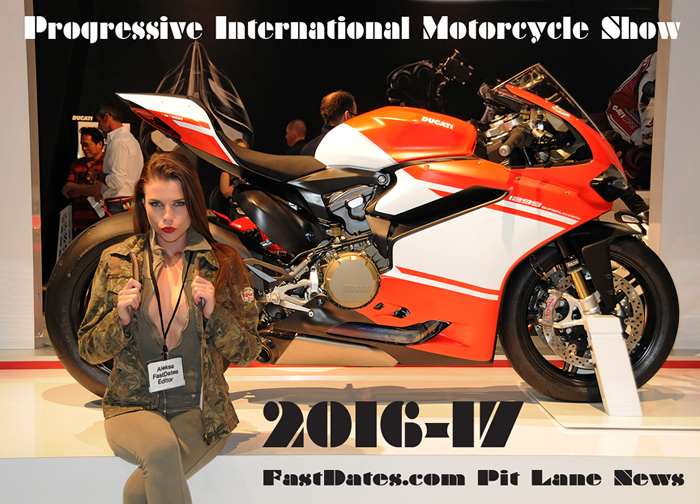 2016 2017 Progrssive International Motorccyle show story photo photo pictures