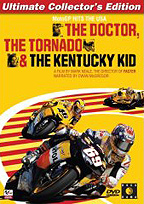 The Doctor, The Tornado and The Kentucky Kid DVD movie