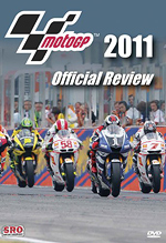 11 MotoGP TV DVD videoReview